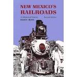 【预订】New Mexico's Railroads: A Historical Survey