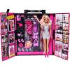 [当当自营]Barbie 芭比 梦幻衣橱 带娃娃 女孩娃娃玩具 X4833