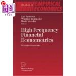 【中商海外直订】High Frequency Financial Econometrics: Recent Devel