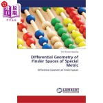 【中商海外直订】Differential Geometry of Finsler Spaces of Special
