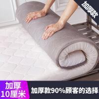 榻榻米床垫子1.2米学生宿舍加厚1.5m床褥1.8m床2米双人海绵垫被垫