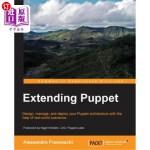 【中商海外直订】Extending Puppet