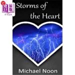 【中商海外直订】Storms of the Heart