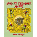 Pirate Treasure Mazes (【按需印刷】)