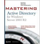 【预订】Mastering Active Directory for Windows Server 2003 R2