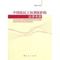 【人民出版社】 中国农民工权利保护的法律考察