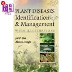 【中商海外直订】Plant Diseases: Identification and Management