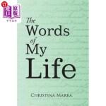 【中商海外直订】The Words of My Life