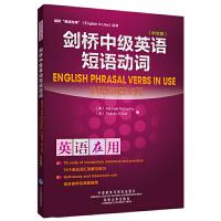 剑桥中级英语短语动词(剑桥英语在用English in Use丛书)(中文版)――全球销量超千万册,学练结合,学以致用