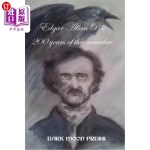 【中商海外直订】Edgar Allan Poe: 200 years of the macabre