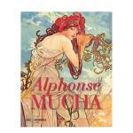 Alphonse Mucha 阿尔丰斯・穆夏 捷克斯洛伐克画家 穆夏风格穆夏画集 绘画作品集 英文艺术原版