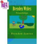 【中商海外直订】Brenden Writes: Friendships