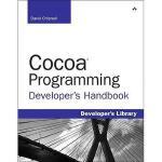 【预订】Cocoa Programming Developer's Handbook