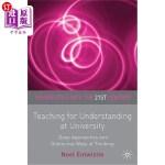 【中商海外直订】Teaching for Understanding at University: Deep Appr