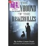 【中商海外直订】The Greyhound of the Baskervilles