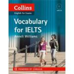 现货 英文原版 Collins Vocabulary for Ielts