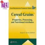 【中商海外直订】Cereal Grains: Properties, Processing, and Nutritio