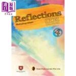 【中商原版】Reflections: Achieving My Aspirations CCE 4 英文原版 思考:实
