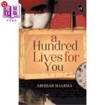 【中商海外直订】A Hundred Lives for You