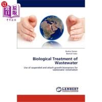 【中商海外直订】Biological Treatment of Wastewater