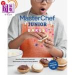 【中商海外直订】Masterchef Junior Bakes!: Bold Recipes and Essentia