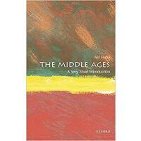 英文原版 牛津通识读本:中世纪 The Middle Ages: A Very Short I
