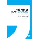 【中商原版】平淡的说话艺术:如何以一种让人印象深刻的方式写作和说话 英文原版 The Art of Plain Spe