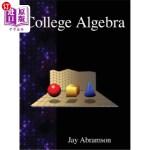 【中商海外直订】College Algebra