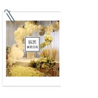 新婚婚房装饰气球 结婚用品气球浪漫新婚房婚礼求婚装饰宝宝周岁生日布置气球