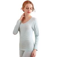 冬天保暖衣服女学生套装打底紧身冬季加厚加绒内衣一套女士秋衣裤 均码(90-115)