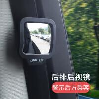 汽车倒车辅助后视镜小圆镜360度可调高清盲区反光镜大视野盲点镜