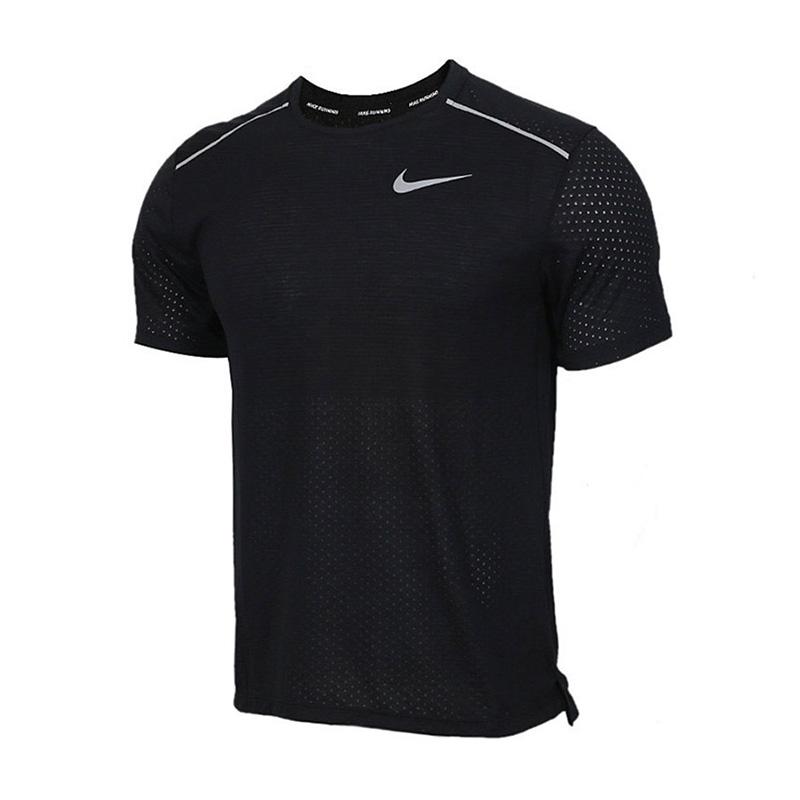 NIKE耐克 男装 运动休闲训练透气短袖T恤 AQ9920-010 运动休闲训练透气短袖T恤
