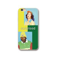 欧美ins同款手机壳苹果6s保护套iPhone X手机壳7/8plus硅胶软壳