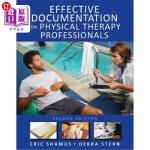 【中商海外直订】Effective Documentation for Physical Therapy Profes