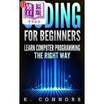 【中商海外直订】Coding for Beginners: Learn Computer Programming th