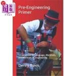 【中商海外直订】Pre-Engineering Primer: Introduction to Language, M
