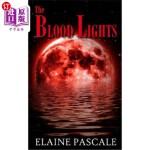 【中商海外直订】The Blood Lights