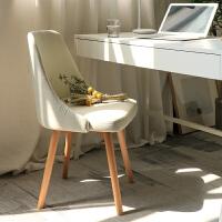 椅子简约家用靠背凳子学生写字书桌椅学习书房办公电脑椅北欧餐椅