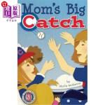 【中商海外直订】Mom's Big Catch-Chicago Cubs Special Edition with F