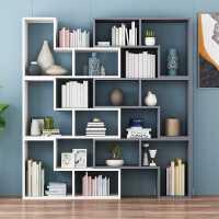 【限时抢购,全店七折】包邮简约组合书柜创意转角书架卧室落地简易置物架隔断展示架