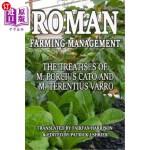 【中商海外直订】Roman Farm Management: The Treatises Of M. Porcius