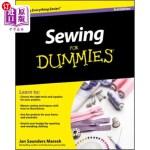【中商海外直订】Sewing for Dummies