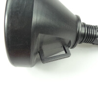 汽油机油加油漏斗塑料摩托车保养换柴油过滤汽车用品