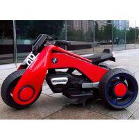 六一儿童节礼物儿童汽车电动摩托车可坐可骑三轮车1-5岁充电飓风电动车宝宝男孩女孩