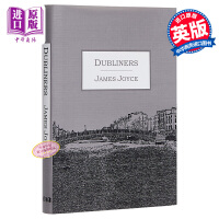 【中商原版】VIVI经典:都柏林人(精装)英文原版 VIVI Classics: Dubliners 乔伊斯 Jame