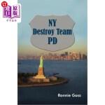 【中商海外直订】NY Destroy Team PD