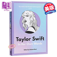 【中商原版】泰勒・斯威夫特:用她自己的话来说 英文原版 Taylor Swift: In Her Own Words