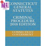 【中商海外直订】Connecticut General Statutes Criminal Procedure 201