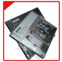 EXO-M EXO-K 1st MINI ALBUM MAMA双专辑2CD 写真 签名小卡