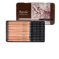 马可美术用品 绘图铅笔 速写笔 雷诺阿素描铅笔 制图画笔 绘画铅笔 多款规格可选